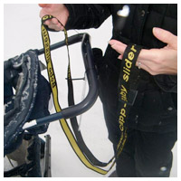 Carrying and security leash